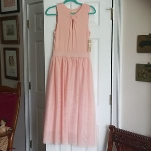 Ballerina-like pink tulle dress- NWT